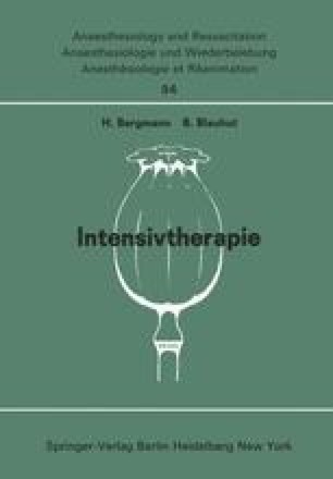Intensivtherapie