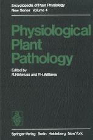 Physiological Plant Pathology