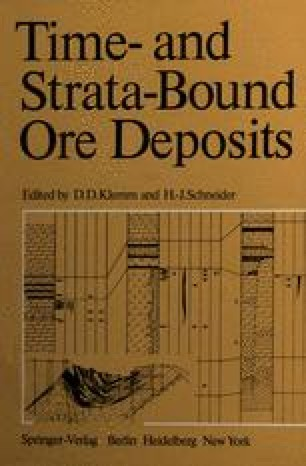 Time- and Strata-Bound Ore Deposits