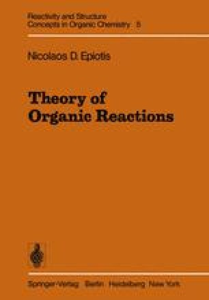Theory of Organic Reactions