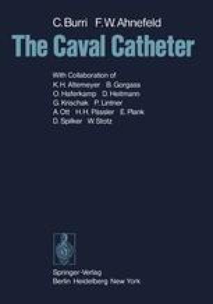 The Caval Catheter