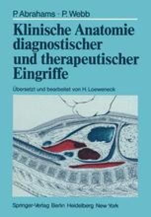 Anlage von intravenösen Infusionen und Venae Sectio   SpringerLink