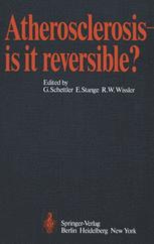Atherosclerosis — is it reversible?