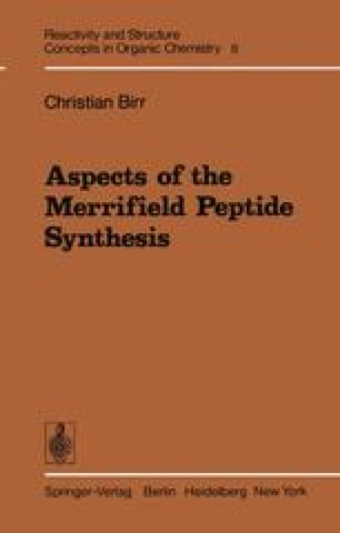 Aspects of the Merrifield Peptide Synthesis