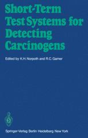 Short-Term Test Systems for Detecting Carcinogens