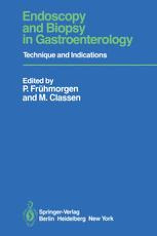Endoscopy and Biopsy in Gastroenterology