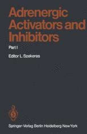 Adrenergic Activators and Inhibitors