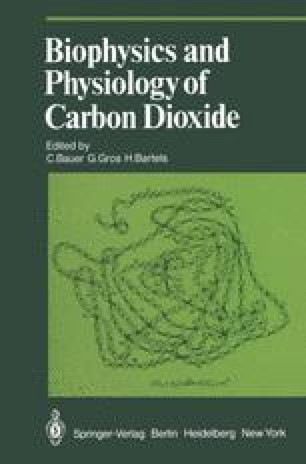 Biophysics and Physiology of Carbon Dioxide