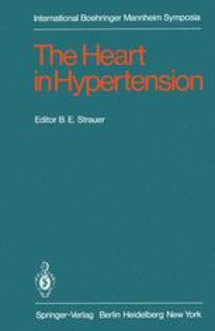 The Heart in Hypertension