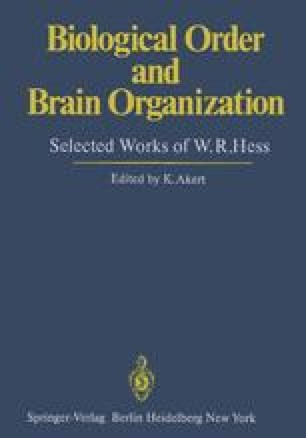 Biological Order and Brain Organization