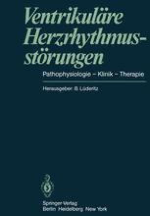 Ventrikuläre Herzrhythmusstörungen