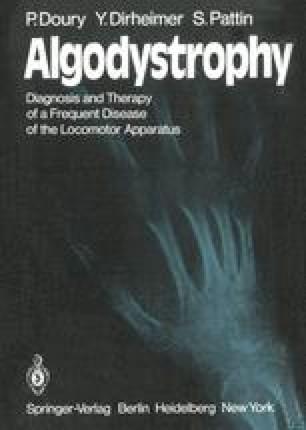 Algodystrophy