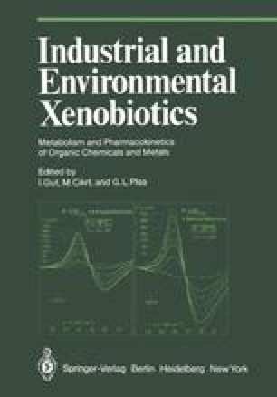 Industrial and Environmental Xenobiotics
