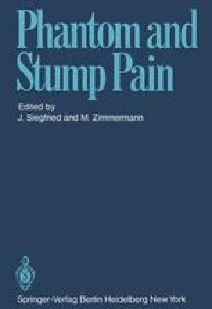 Phantom and Stump Pain
