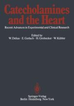 Catecholamines and the Heart