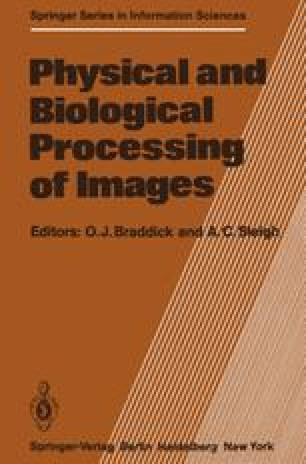 Physical and Biological Processing of Images