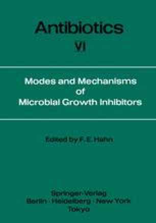Modes and Mechanisms of Microbial Growth Inhibitors