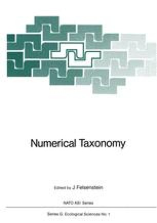 Numerical Taxonomy