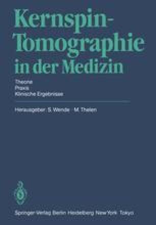 Kernspin-Tomographie in der Medizin