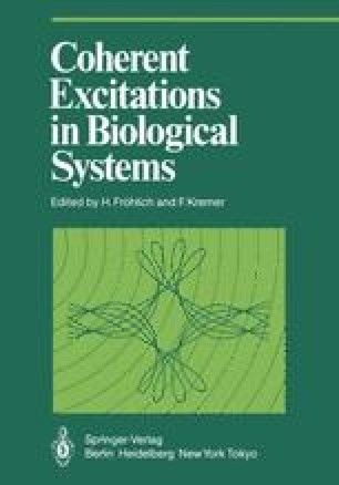 Coherent Excitations in Biological Systems