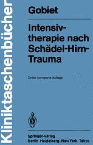 Intensivtherapie nach Schädel-Hirn-Trauma