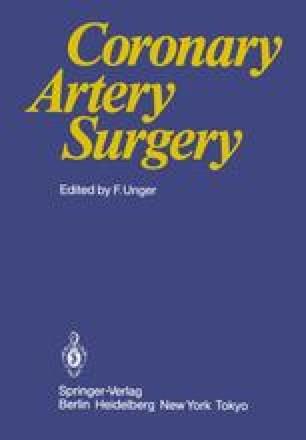 Coronary Artery Surgery