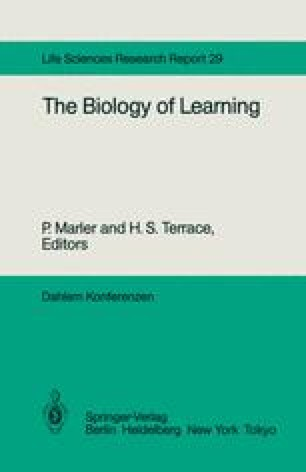 The Biology of Learning