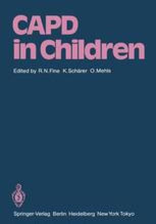 CAPD in Children