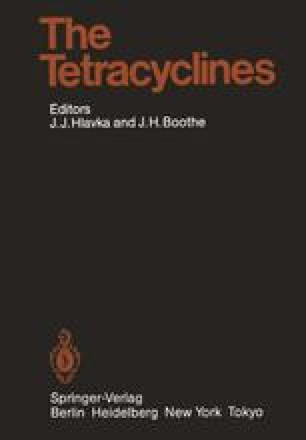Nonmedical Uses of the Tetracyclines | SpringerLink