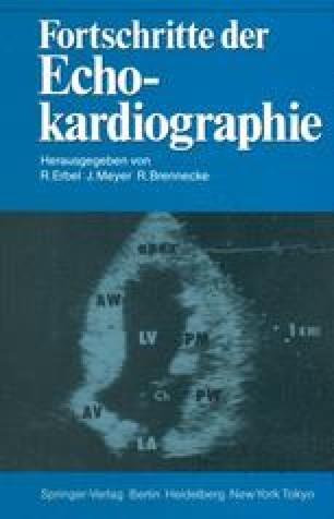 Fortschritte der Echokardiographie