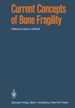 Current Concepts of Bone Fragility
