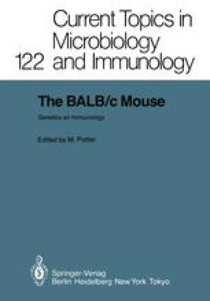 The BALB/c Mouse
