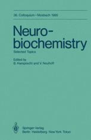 Neurobiochemistry