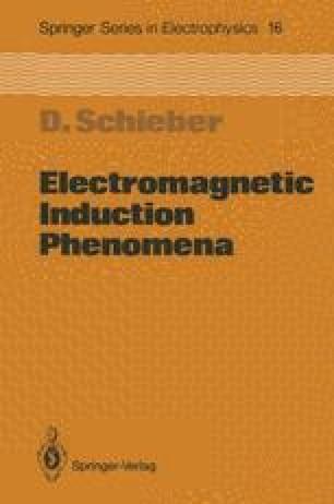 Electromagnetic Induction Phenomena