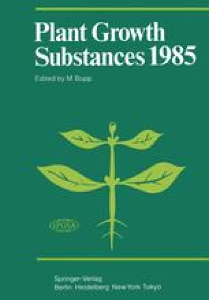 Plant Growth Substances 1985