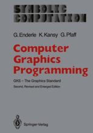 Computer Graphics Programming