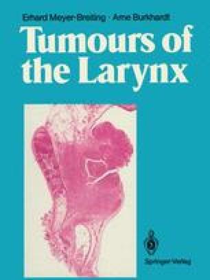 Tumours of the Larynx