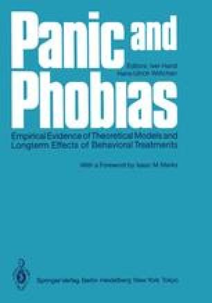 Panic and Phobias