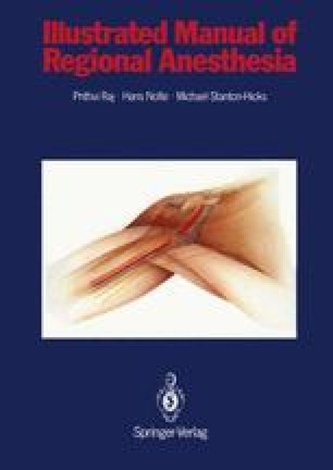 Illustrated Manual of Regional Anesthesia | SpringerLink