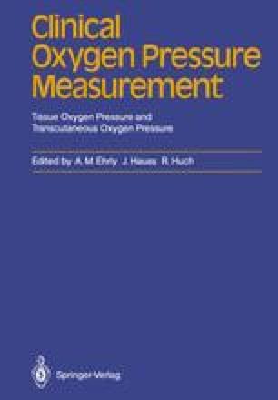 Clinical Oxygen Pressure Measurement