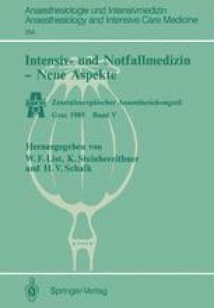 Intensiv- und Notfallmedizin — Neue Aspekte