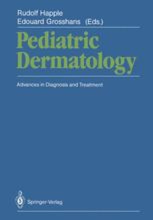 Pediatric Dermatology