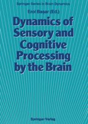 Dynamics of Sensory and Cognitive Processing by the Brain