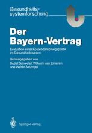 Der Bayern-Vertrag