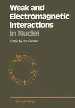 Weak and Electromagnetic Interactions in Nuclei