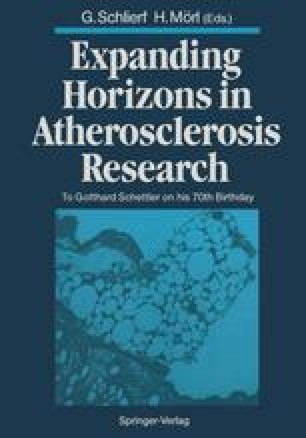 Expanding Horizons in Atherosclerosis Research
