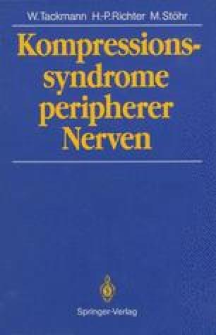 Kompressionssyndrome peripherer Nerven