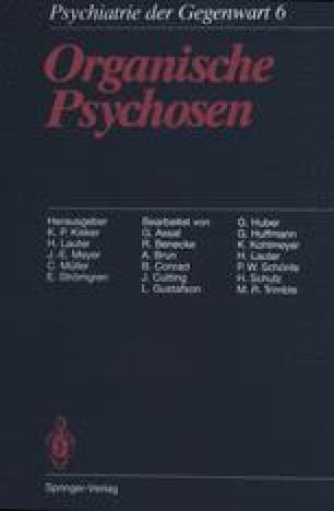Psychiatrie der Gegenwart 6