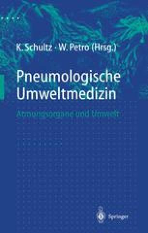 Pneumologische Umweltmedizin