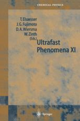 Ultrafast Phenomena XI